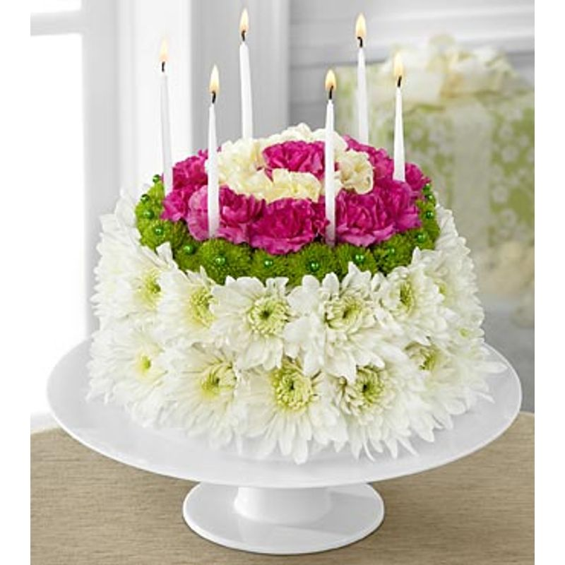Wonderful Wishes Floral Cake Tampa FL Florist 56th Street