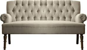 Cream Settee Rentals In Tallahassee Florida, A Country Rose Florist