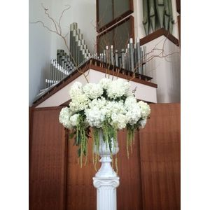 Wedding Church Flowers In Tee Florida A Country Rose Florist