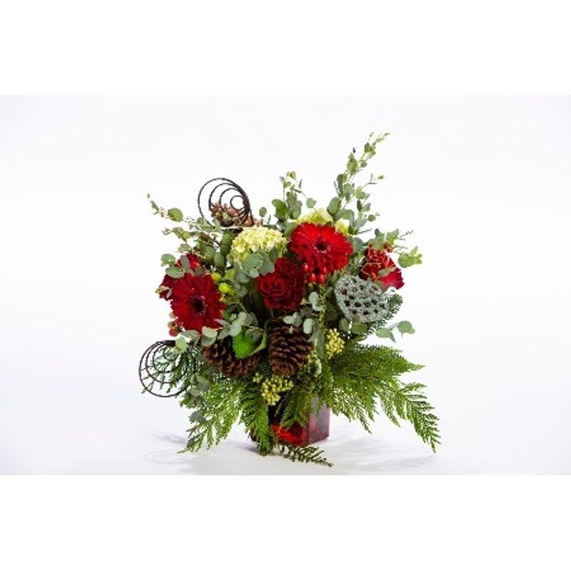 Wine Design Holiday Flower Design Workshop Lees Summit Mo Florist
