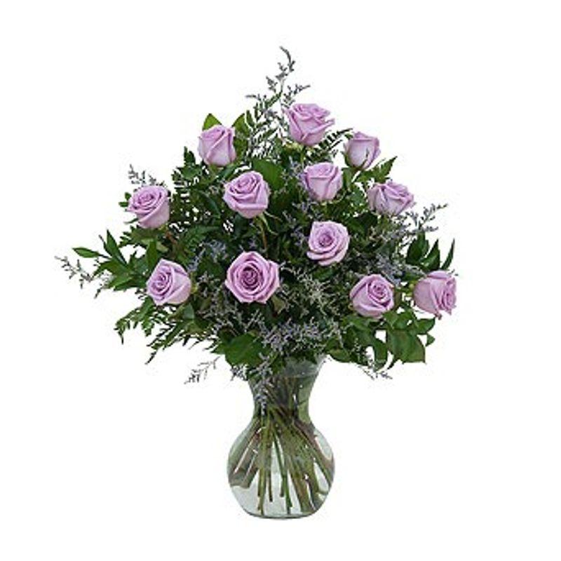Lovely Lavender Lees Summit Mo Florist All Abloom Floral Design