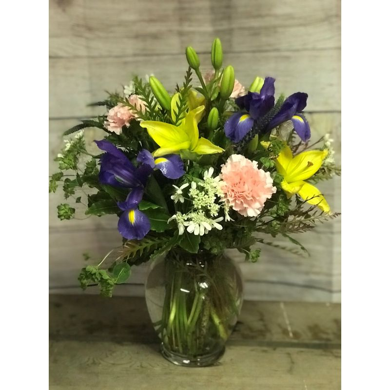 Summer Glory Purcell Florist Alma S Flowers Local Flower