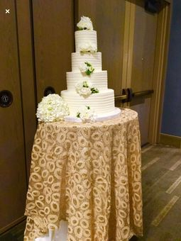 Wedding Cake Fort Lauderdale Top Quality Florist A Marc In Design