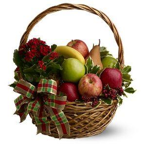 Fruit And Gourmet Baskets ART Among The FLOWERS Palm Coast Florist