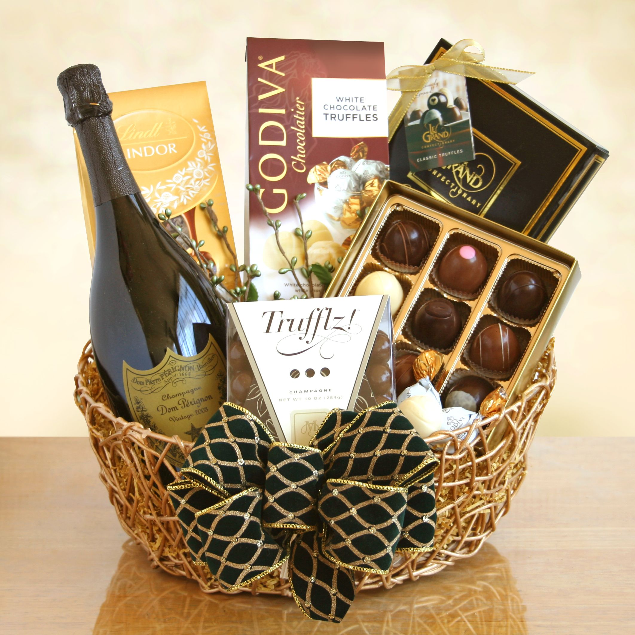 ART Among The FLOWERS Offers A Wide Selection Of Premium Wine Champagne Imported And Domestic Beer With Their Gourmet Gift Baskets