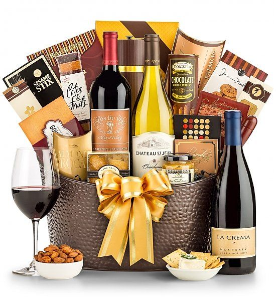 ART Among The FLOWERS Offers A Wide Selection Of Premium Wine Champagne Imported And Domestic Beer With Their Gourmet Gift Baskets As An Add On To Any