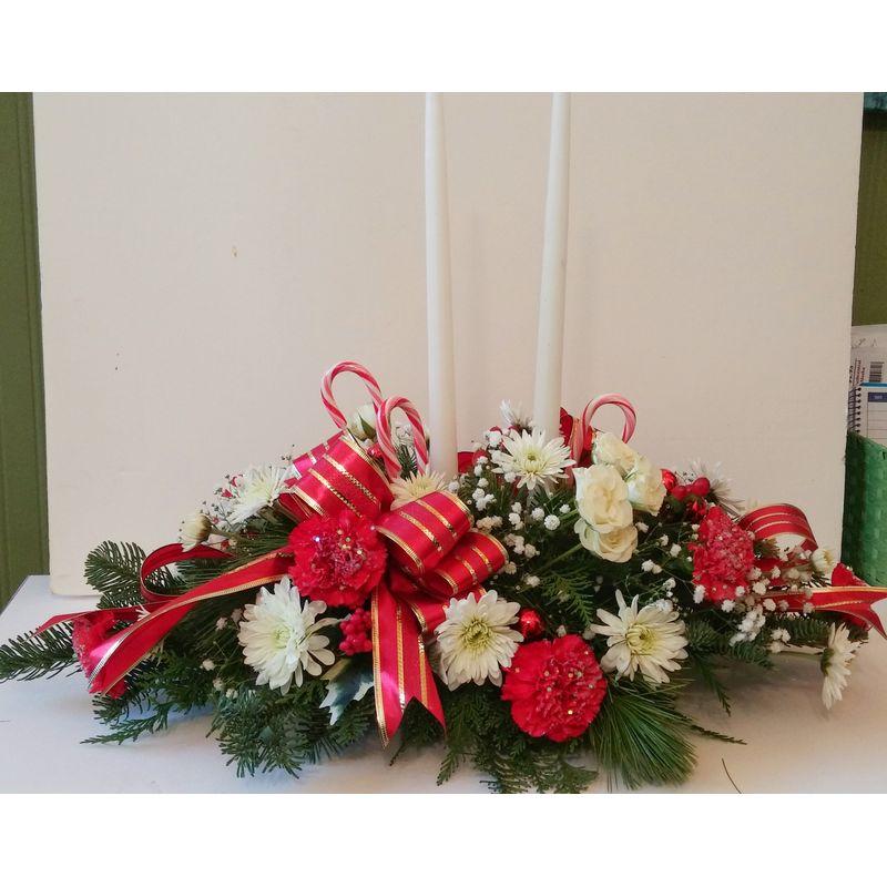Pretty Christmas Aurora Flowers - Wasilla, AK 99654