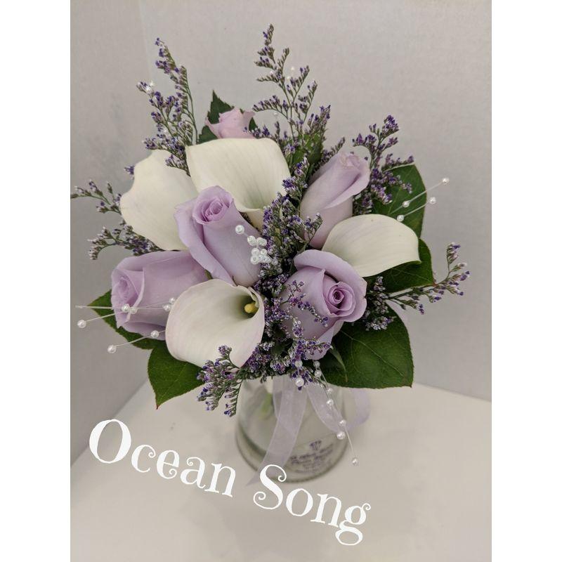 Ocean Song Petite Fleur A Whole Bunch Flower Market Burlington Ma
