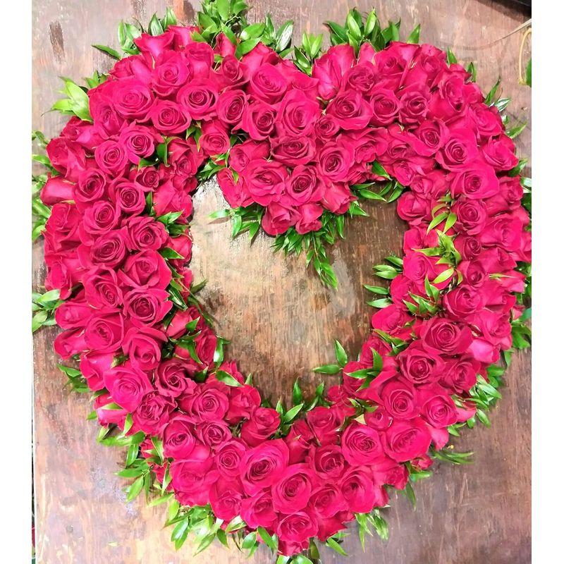 Open Heart A Whole Bunch Flower Market