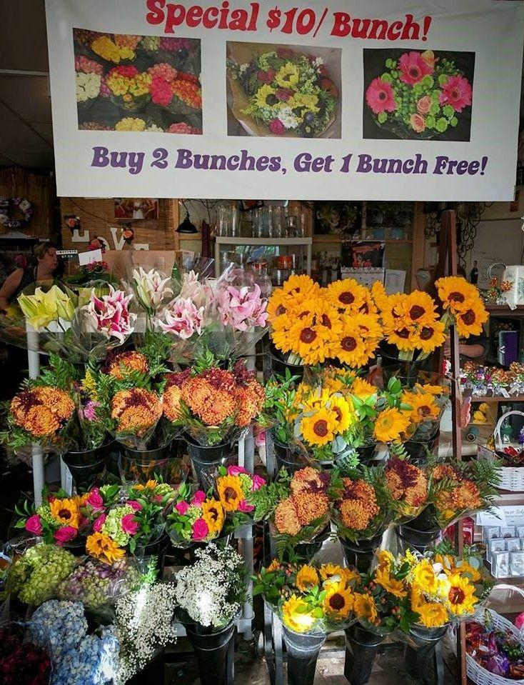 Cut Flower Care A Whole Bunch Flower Market Burlington Ma Florist