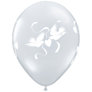 Memorial Dove Balloon Release In Charlotte NC And Party Service