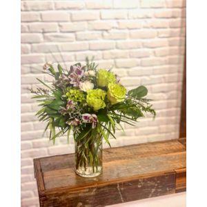 Jonesboro Florist Bearded Bouquet Local Flower Delivery