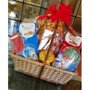 Dolce Mare Chocolate gift basket in Marco Island FL, Bella Florals by Theresa