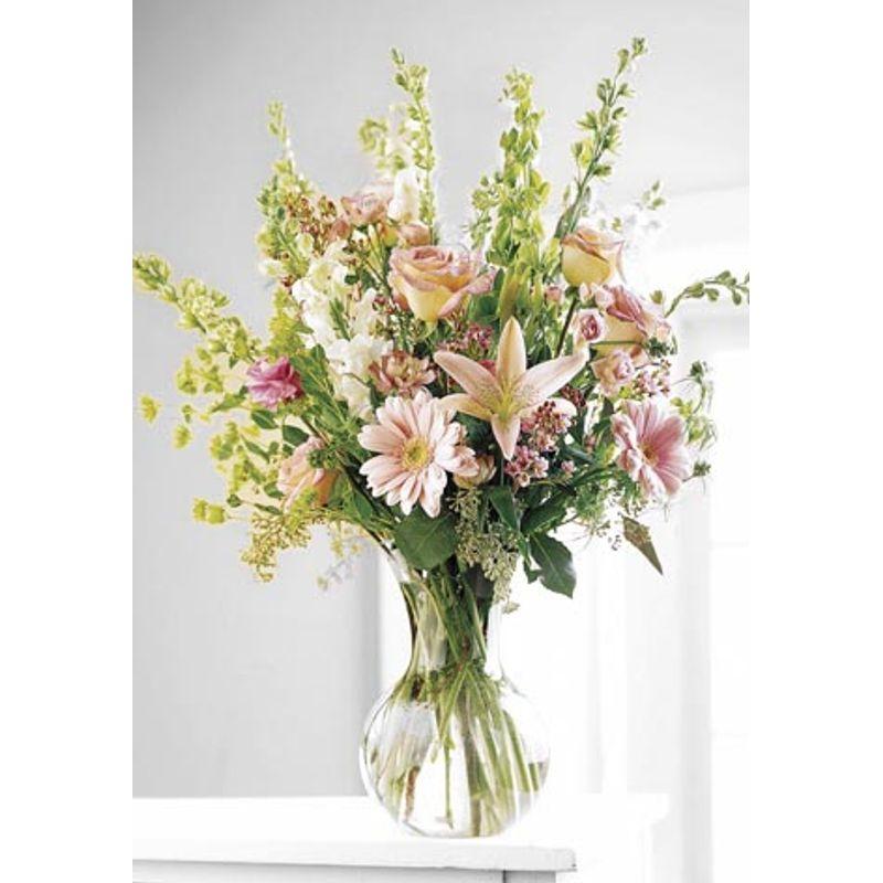 Sympathy Bouquet In Pastels Bismarck, ND Florist