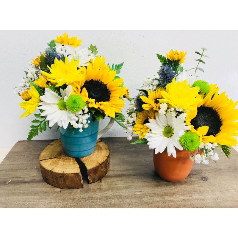 Cup Of Sunshine Bismarck, ND Florist