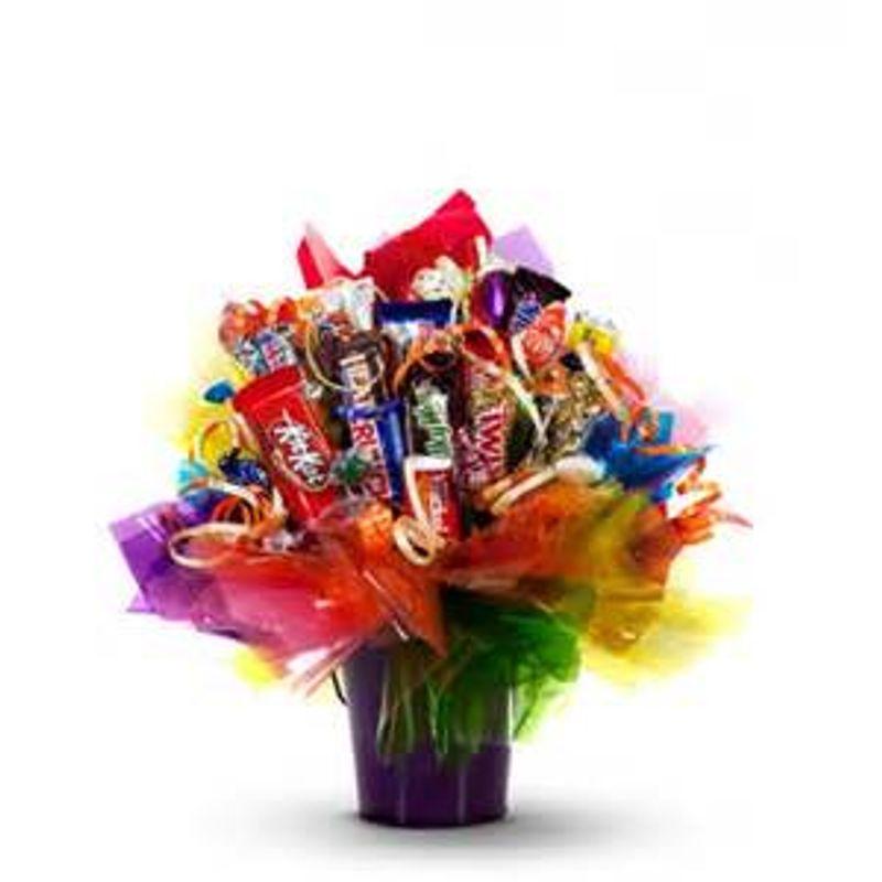 Candy Bouquet Bismarck, ND Florist