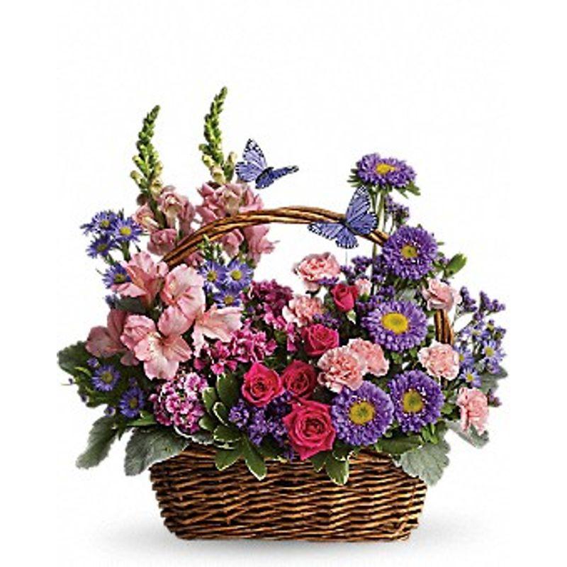 Country Basket Blooms Bismarck, ND Florist