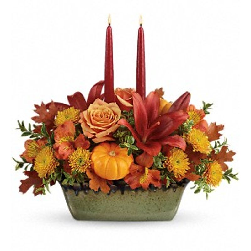 Teleflora S Country Oven Bouquet Bismarck Nd Florist