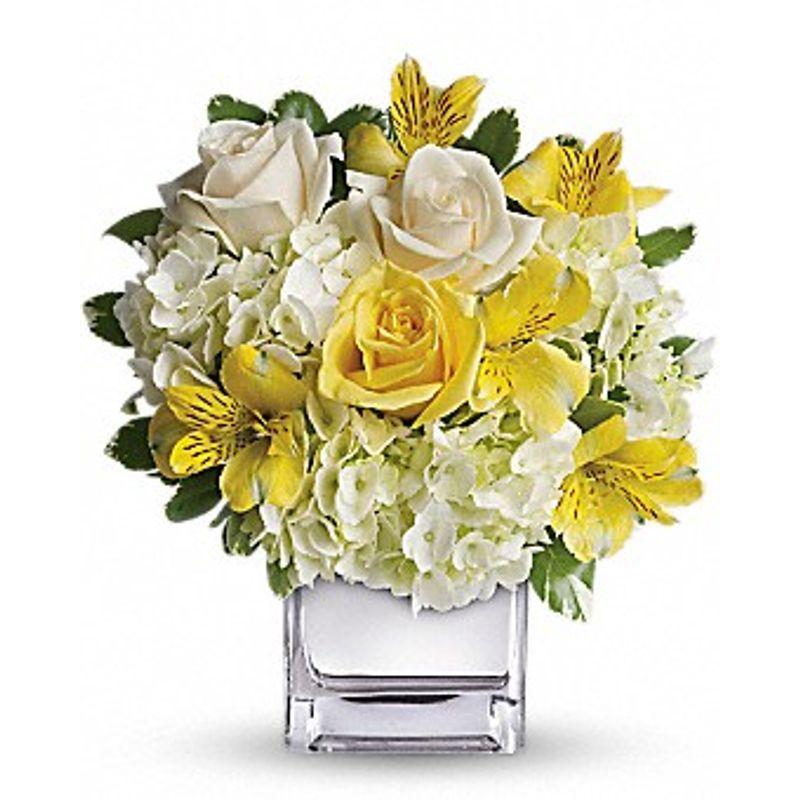 Teleflora's Sweetest Sunrise Bouquet Bismarck, ND Florist