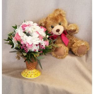 Celebrations Gift Set In Marcellus NY Blooming Gals Bouquets Gifts
