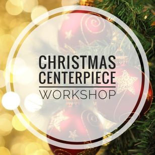 12/22/2020 Christmas Centerpiece Workshop Bentonville, AR Florist