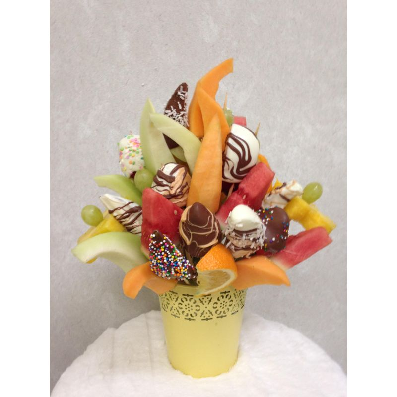 fruit bouquets Wetaskiwin AB Florist - 2B Blossom Boutique - Local ...