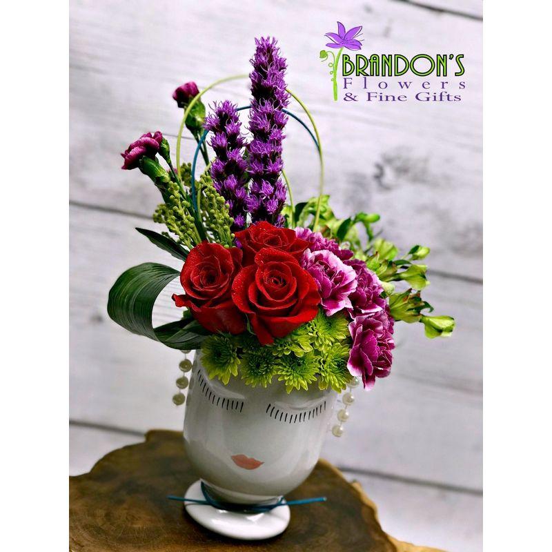 Miss April LeFleur Pampa TX Florist