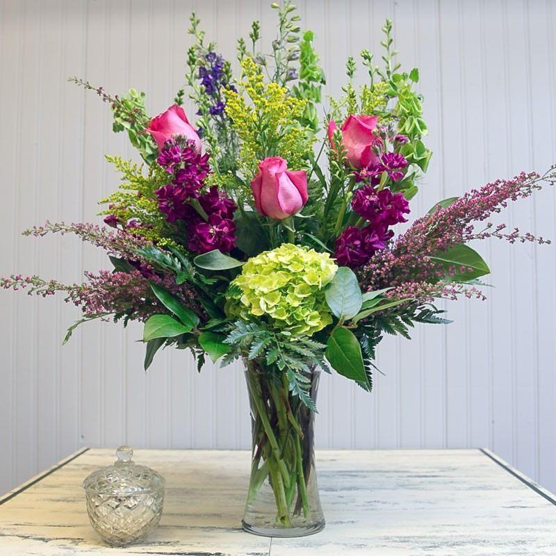 more views - English Garden Florist