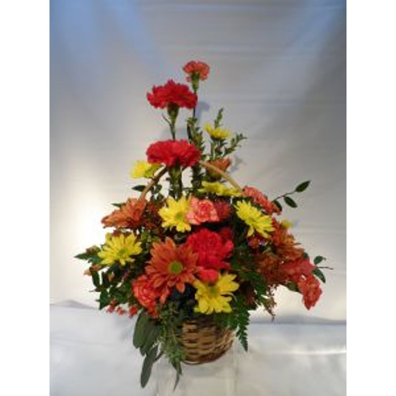 Autumn Glory Bouquet Only Owings Maryland Florist Floral