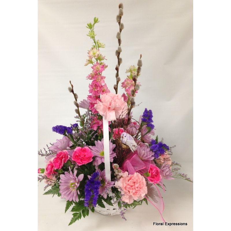 Touch Of Spring Bouquet Owings Maryland Florist Floral
