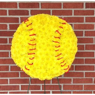 Memorial Softball Only Owings Maryland Florist Floral