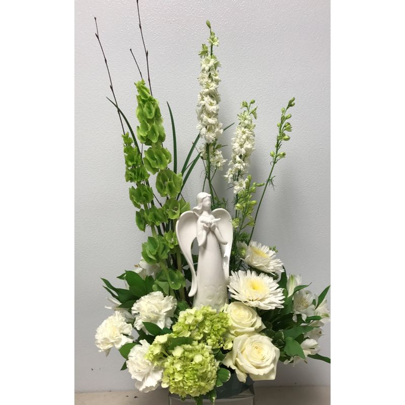 Divine Wedding Flowers: Divine Angel Bouquet ONLY Owings Maryland Florist, Floral