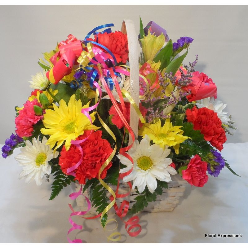 Happy Birthday Bouquet Owings Maryland Florist,Floral Expressions ...