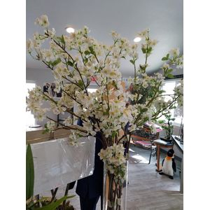 Greenery rentals muskegon mi chalet floral events local florist apple blossom stem white in muskegon mi chalet floral and events mightylinksfo