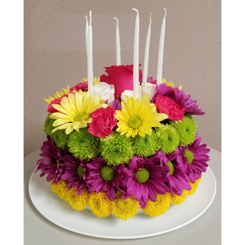 Description Say Happy Birthday With This Adorable Cake