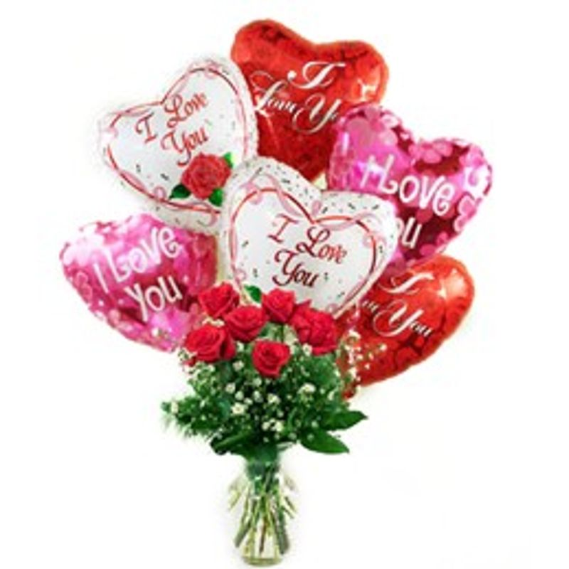 I Love You Bunches Cheney Wa Florist Chets Flowers Llc Best