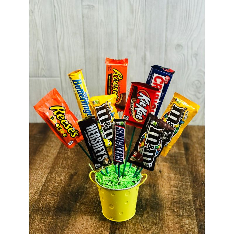 Candy Bouquet Eau Claire Chippewa Falls WI 54701 Florist Valley Floral