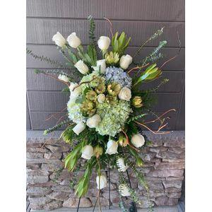Natural Haven in St. Turlock CA, De La Fleur Flowers & Events