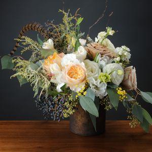 Creme Brulee in Dallas TX, DIRT Flowers