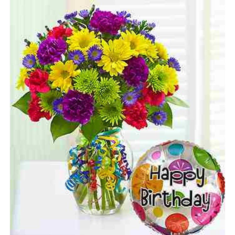 It\'s Your Day Bouquet Happy Birthday FLOWER ESSENCE | Easton Florist ...