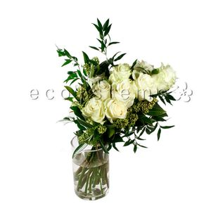 Rose Arrangements by the Dozen in Toronto Ontario, eco|stems