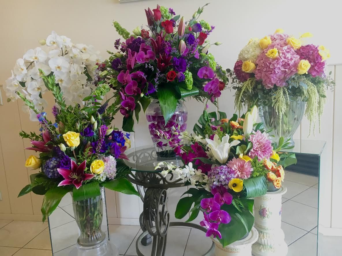 The Elegant Collection Elegant Flowers Fresno Florists Flowers In