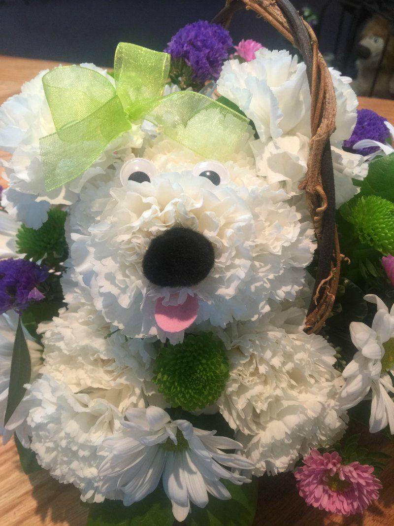 Dog basket animal basket enchanted garden delmar dog basket animal basket izmirmasajfo
