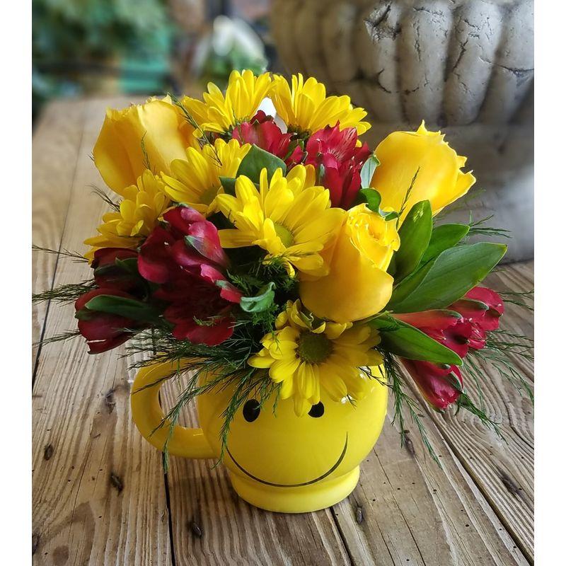 Smiley Face Tallahassee Florist Englands Florist