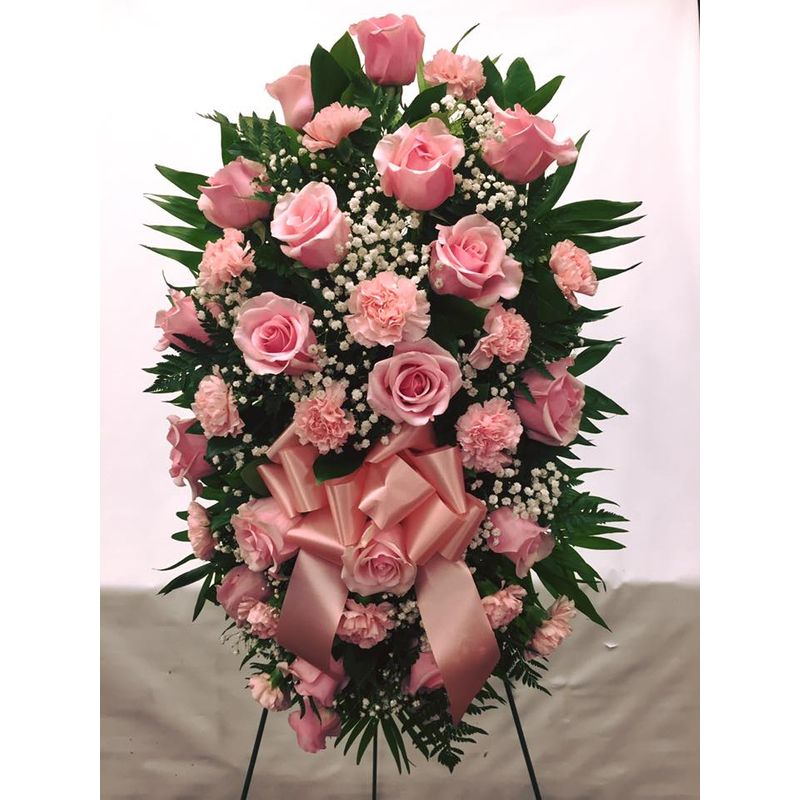 All pink spray every bloomin thing we are jersey shore flowers more views mightylinksfo
