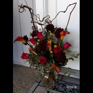 Mixed Flower Bouquets Fleur De Lis Florist Mountain View Ca Los