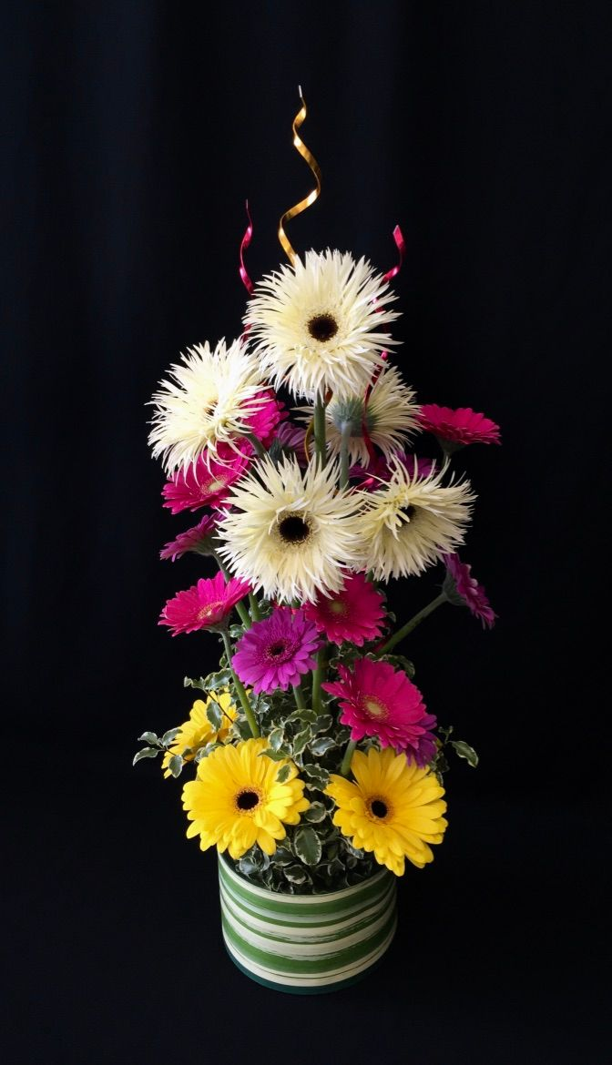 This is an exciting year at Fireside Floral Studio. This week we participated in a design show at Dreisbach Wholesale Florists in Columbus, Ohio, ...