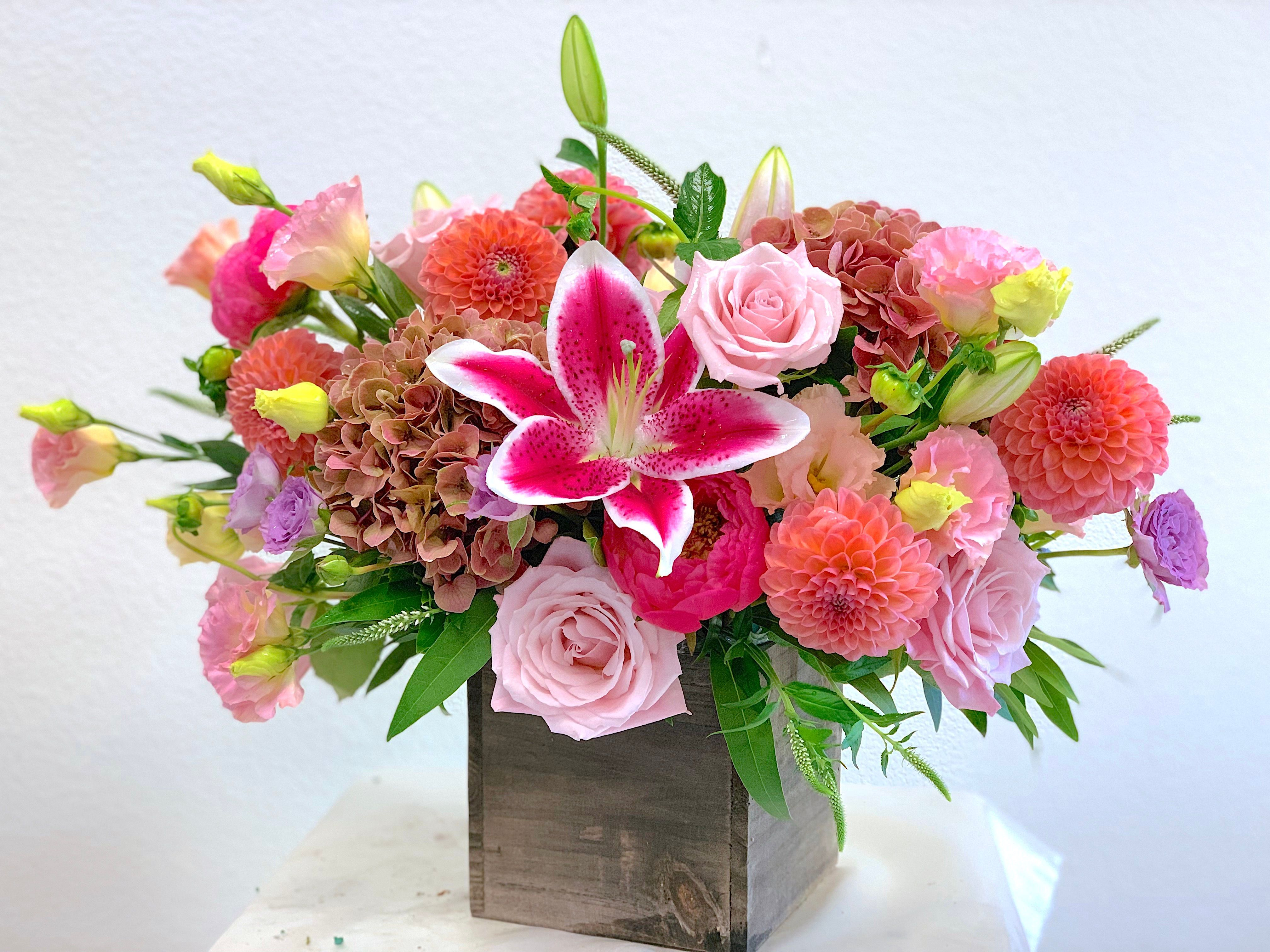Parfums D Amour Carlsbad Florist Fleur D Elegance Real Local Flower Delivery Carlsbad Ca 92010