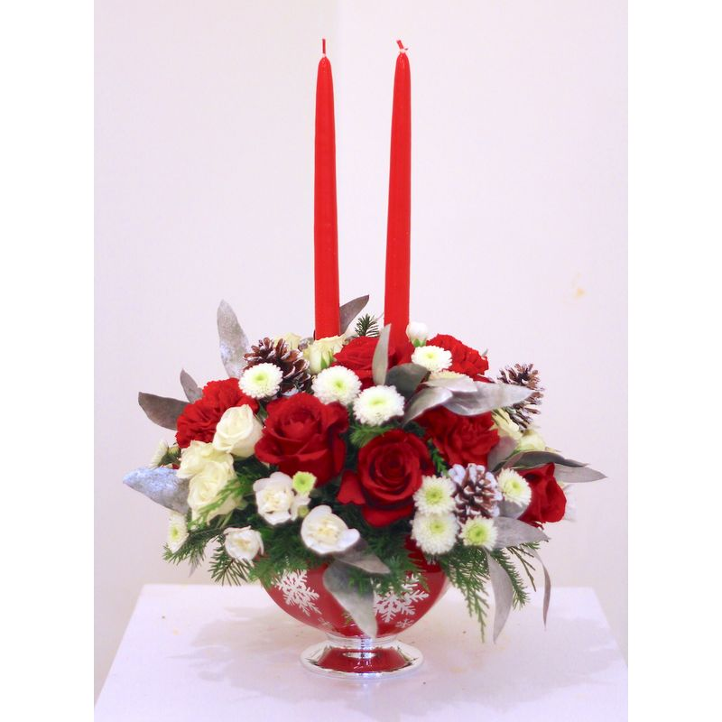 Holiday Joy Florist In Carlsbad Ca Flower Delivery