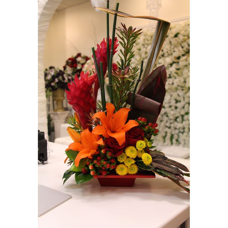 Tropical Paradise Florist In Carlsbad Ca Flower Delivery